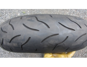 Píchlé Bridgestone 160/60 ZR17, DOT2615