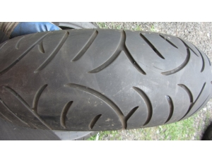 Píchlé Bridgestone 170/60 ZR17, DOT2413