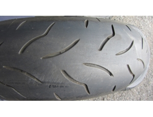 Bridgestone 180/55 ZR17, DOT3411
