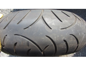 Bridgestone 180/55 ZR17, DOT4814