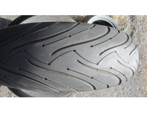 Michelin 180/55 ZR17, DOT2011
