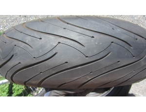 Michelin 180/55 ZR17, DOT0516