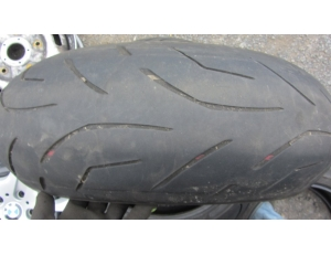 Bridgestone 190/50 ZR17, DOT0918
