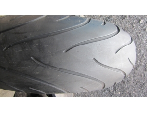 Michelin 190/50 ZR17, DOT0810